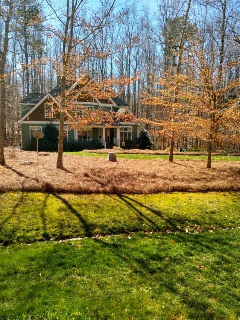 Remove fallen leaves and prepare your landscape for North Carolina's milder winter weather.